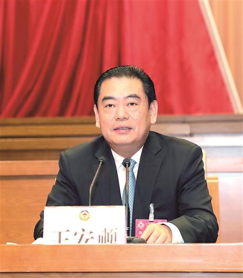 在政协徐州市第十五届委员会第六次会议闭
