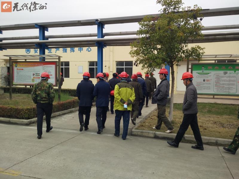 徐州市开展危险化学品安全生产现场检查工作