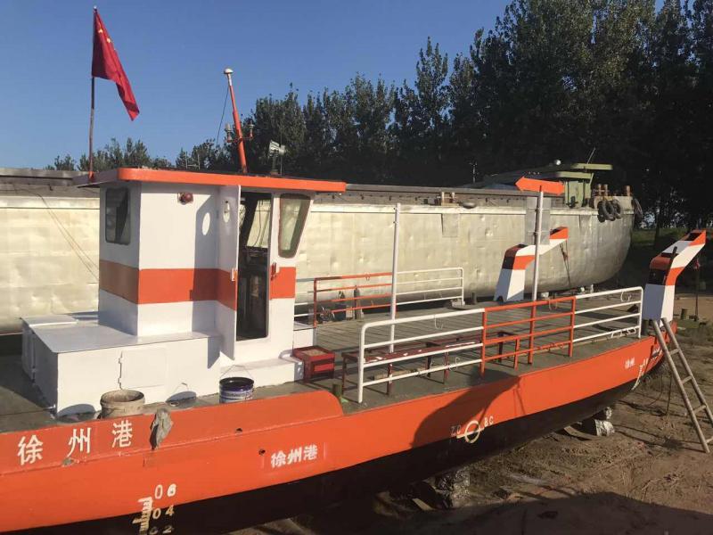 邳州地方海事处 深入推进渡船质量提升年活动