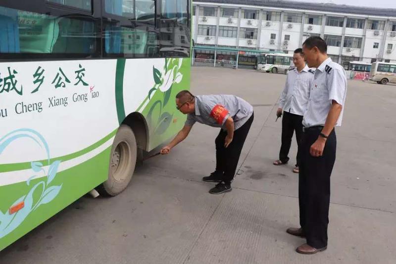 """邳州交通运输局全力备战""""双节""""旅客运输保障工作"""