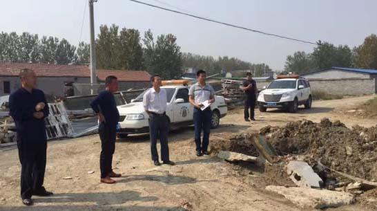 邳州市国土资源局国庆假期加大执法巡查力度