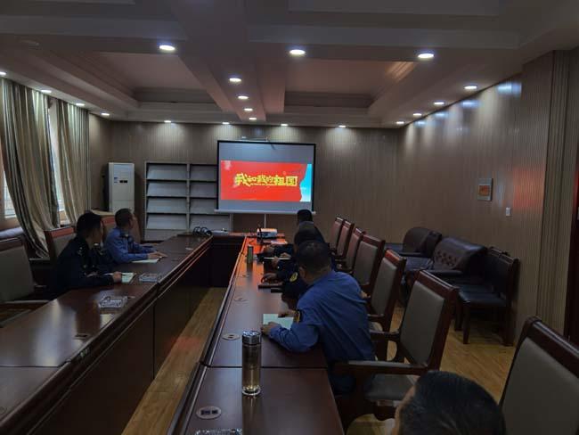 贾汪区交通运输综合行政执法大队 党支部多种形式扎