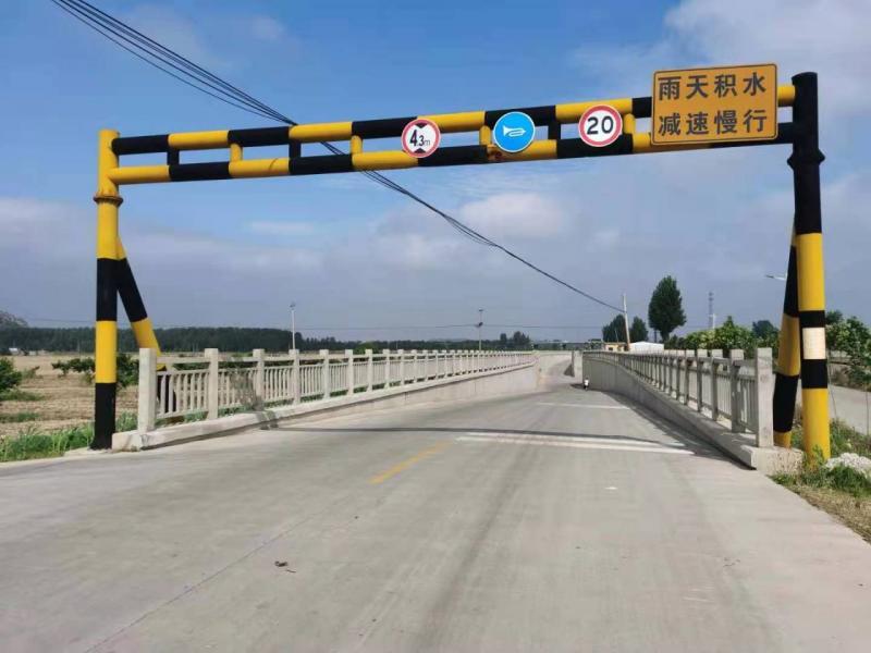 【学党史 办实事】贾汪区公路管理站:做好汛期农村