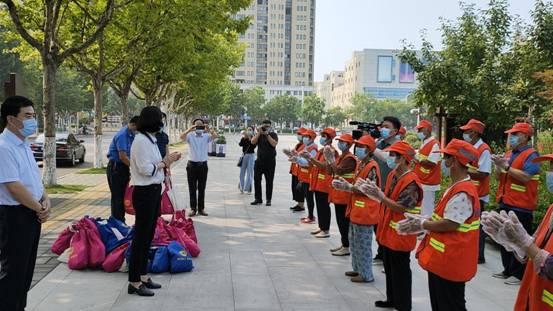 沛县城管局:慰问暖人心 关怀送真情 ――县领导慰