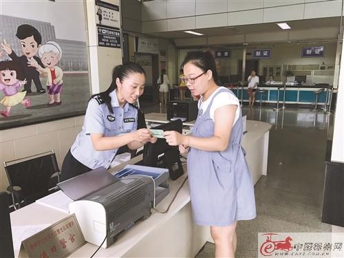 徐州市公安局交警支队车管所热情服务获百姓点赞