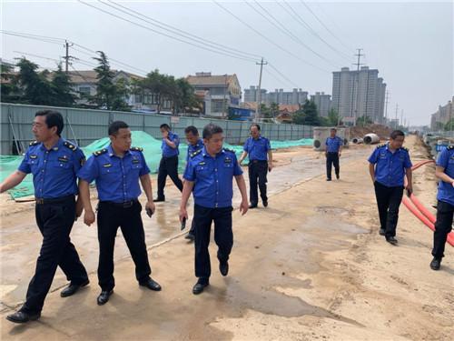 以督查考核为抓手,推进城市精细化管理 ――沛县城