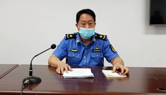 沛县城管局召开疫情防控工作紧急会议