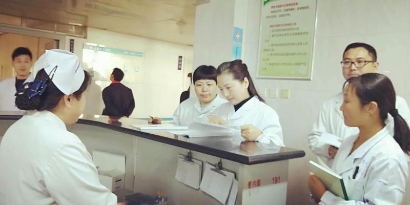 徐州市儿童医院开展对口支援院感管理专项活动