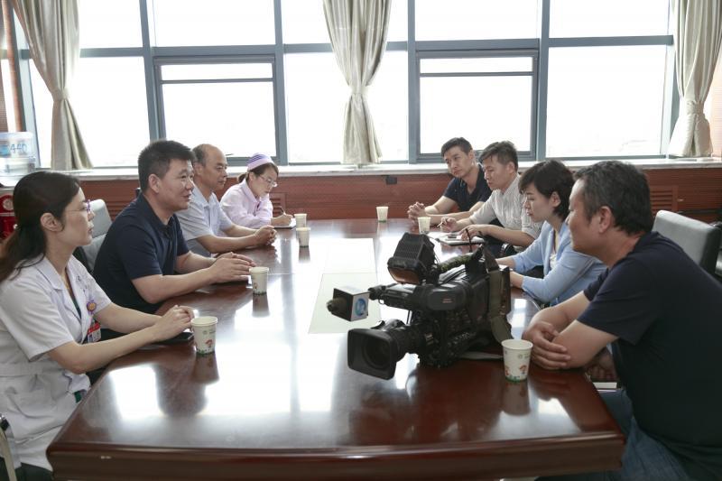 徐州市儿童医院丨推荐为行业发展典范接收河南省电