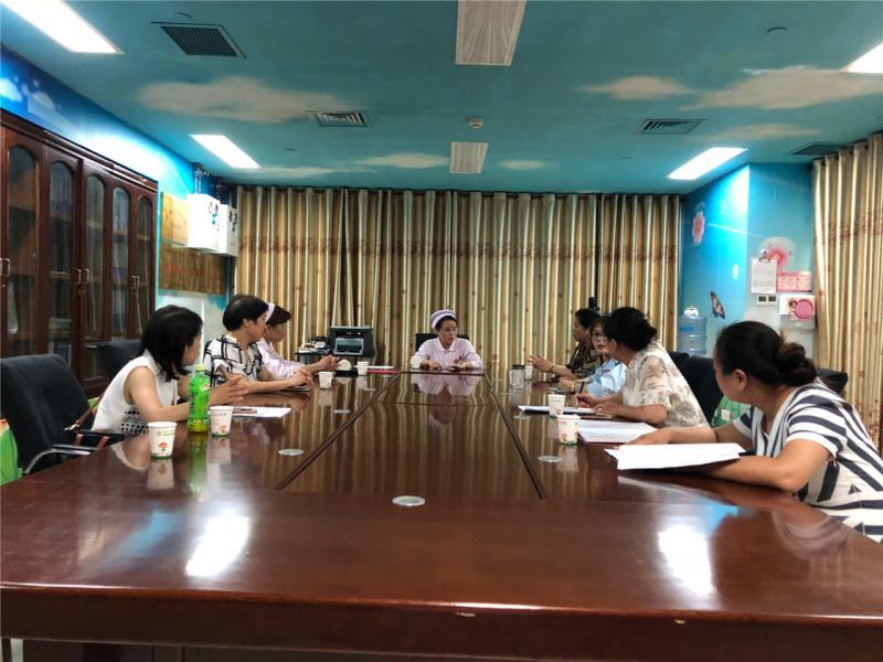 徐州市儿童医院丨丰县人民医院护理部来院参观学习