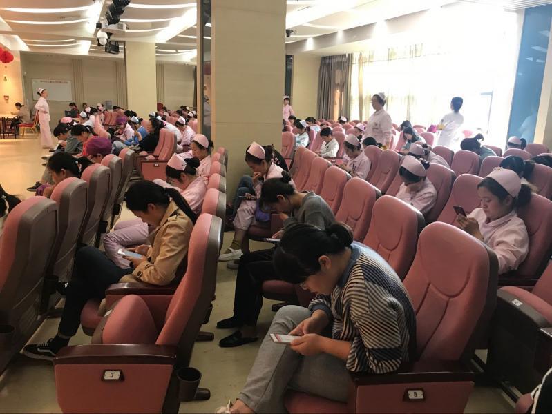 徐州市儿童医院丨护理部顺利完成2018年第三季度护