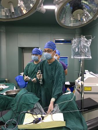 徐州市中医院丨徐州市中医院泌尿外科成功治愈8龄童