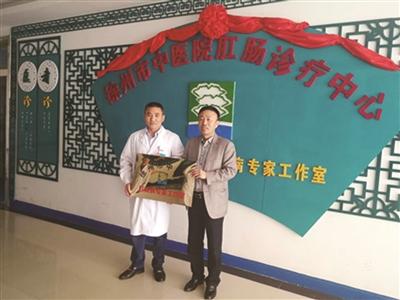 做实基层服务 名医反哺故乡――徐州市中医院倾心帮