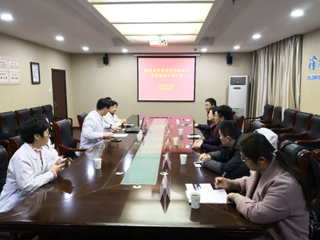 徐州市中医院丨扬州大学医学院莅临市中医院进行毕