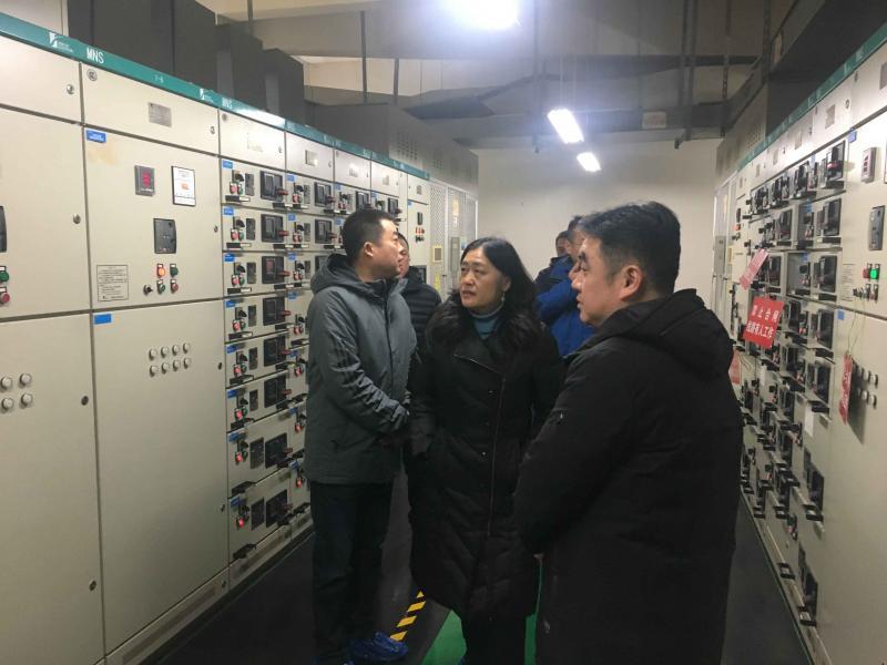 徐州市儿童医院丨开展春节前安全生产(消防)专项