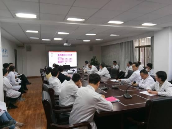 徐州市中医院丨市中医院举行2018年度三新业务评审会