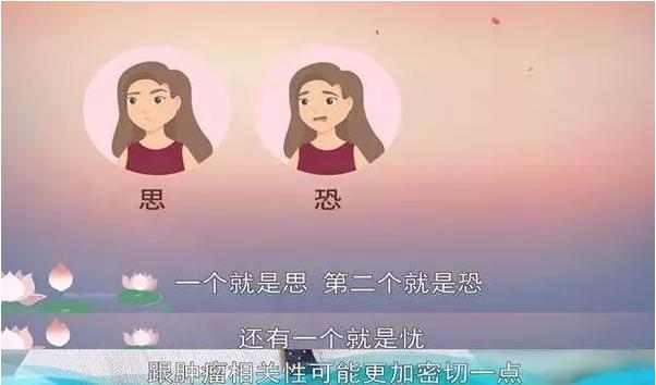 """铜山中医院【中医养生】真有""""癌症性格""""吗?医生"""
