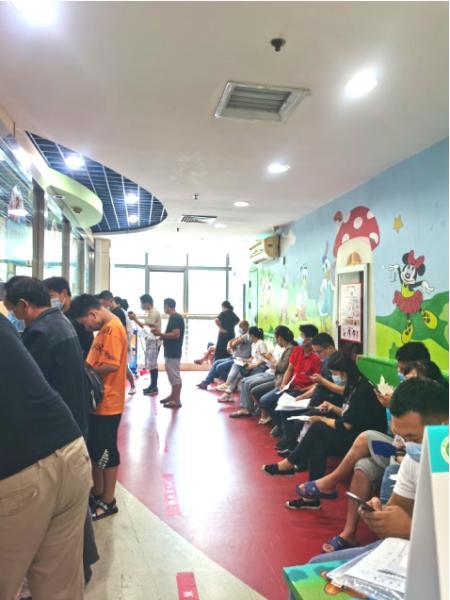 徐州市儿童医院住院处便民服务新举措
