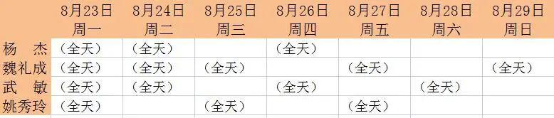 【坐诊通知】铜山区中医院名医堂 8月23-29日中医专
