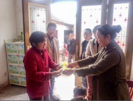 江苏省徐州市第六人民医院----扶贫帮困送温暖一直