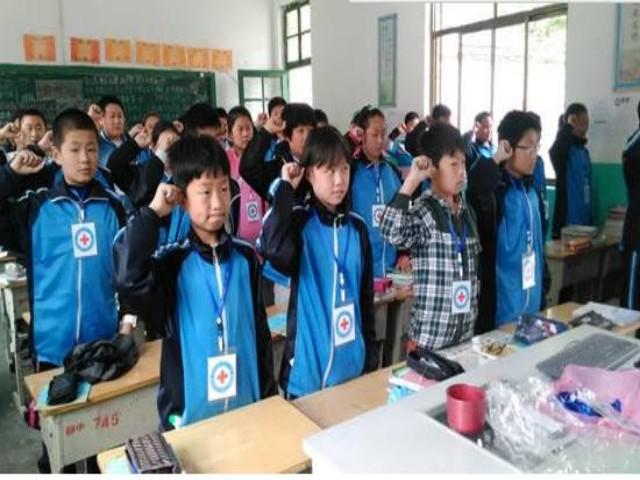 铜山区禁毒宣传走进柳新中学校园