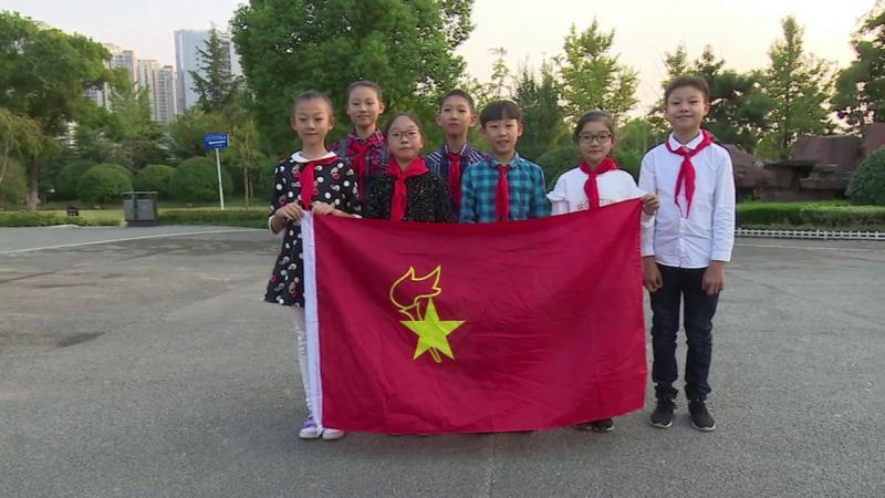 武屯小学----寻访革命前辈  致敬峥嵘岁月
