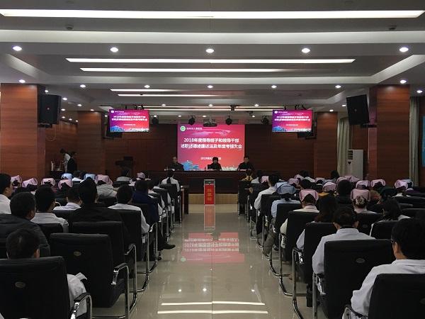徐州市儿童医院----圆满完成2018年度领导班子和领